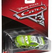 Mattel--Disney-Pixar-Cars-3--Brick-Yardley--Vhicule-Miniature-Die-Cast-0-2