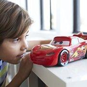 Mattel-Disney-Cars-fdw13--Cars-3-parlant-Held-Lightning-McQueen-de-Course-vhicule-0-3