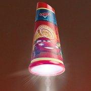 Room-Studio-864955-Lampe-torcheveilleuse-2-en-1-Plastique-Rouge-Cars-0-3