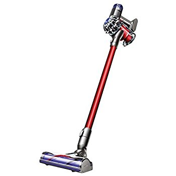 AMAZON PRIME DAY / Dyson V6 Total Clean Aspirateur Balai Technologie 2 Tier Radial Garantie 2 ans Rouge/Métal: Amazon.fr: Cuisine & Maison