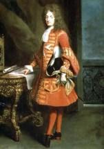 Abito da cavaliere del 1700