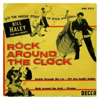 Memoria Narrante, Rock around the clock,Bill Haley and The Comets immagine web