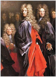 La moda maschile nel 1700