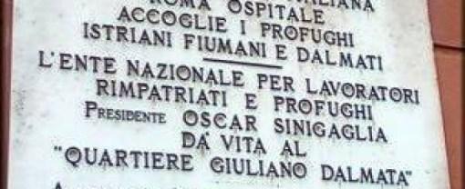 Memoria Narrante, Villaggio profughi giuliani e dalmati Roma, foto web