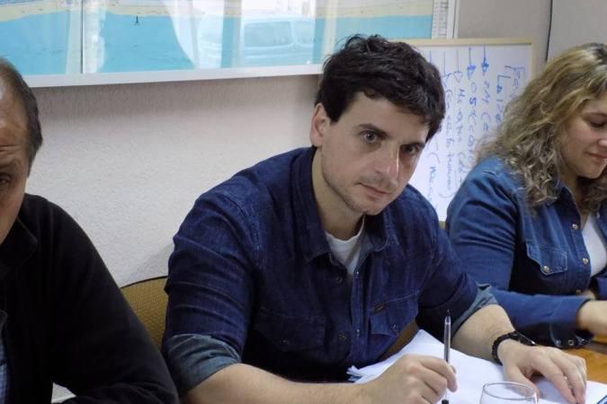 Lucas Ventoso es el nuevo Secretario de Seguridad de Martin Yeza