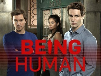 Being Human starring Sam Witwer, Sam Huntington and Meaghan Rath