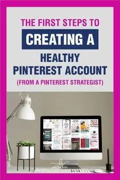 creating healthy pinterest account 2 A blog for the love of Pinterest