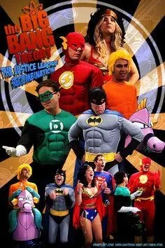 Big Bang Justice League A blog for the love of Pinterest