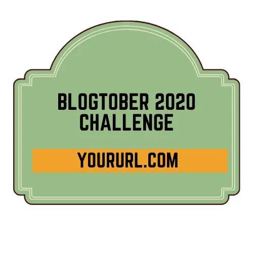 Blogtober Badge 2020 Completed 1 A blog for the love of Pinterest