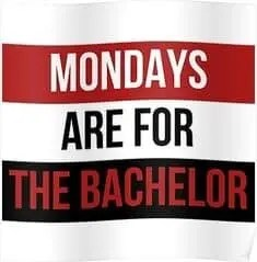 bachelor mondays A blog for the love of Pinterest