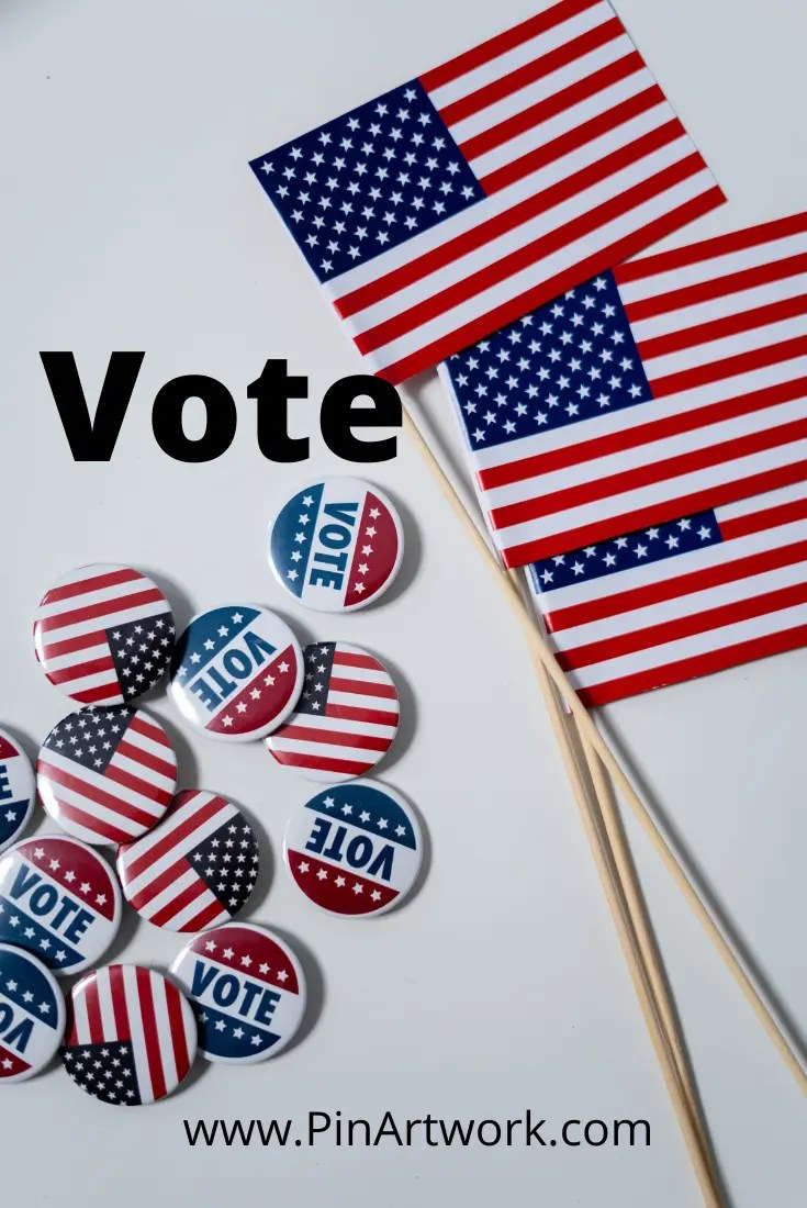 Presidential Election 2020 – Please Vote!