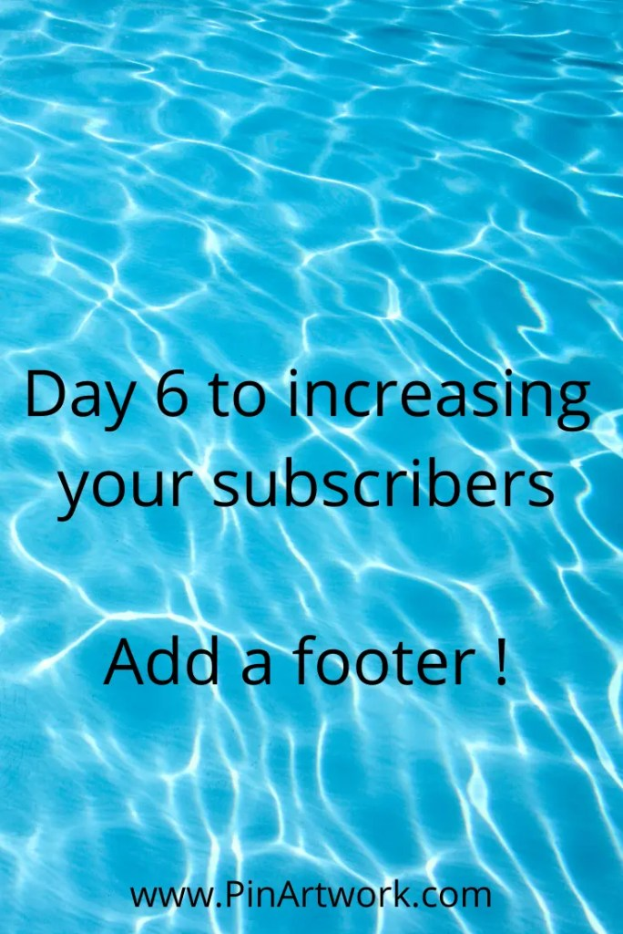 20 Simple ways to get new subscribers 6 A blog for the love of Pinterest