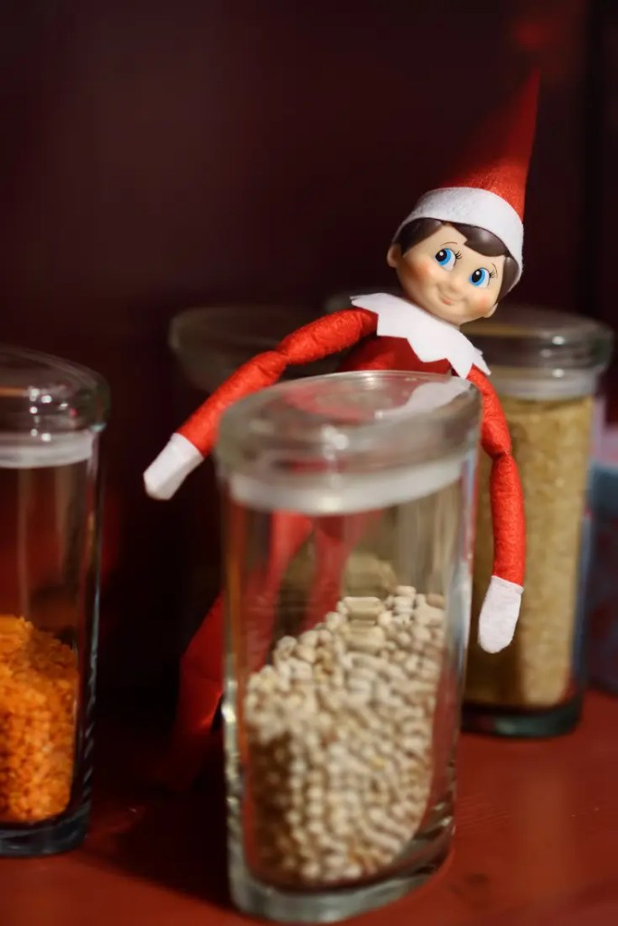 Elf on the Shelf ideas 1 A blog for the love of Pinterest
