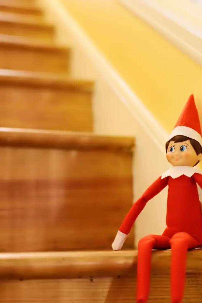 Elf on the Shelf ideas 4 A blog for the love of Pinterest