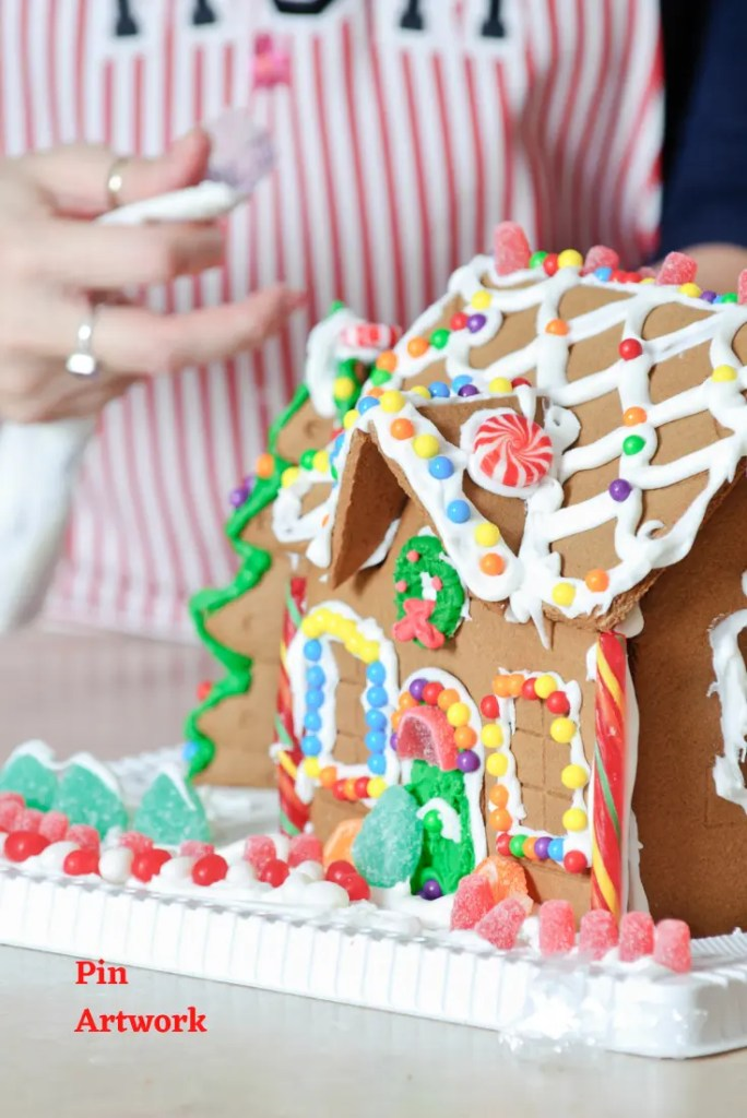 Gingerbread Houses 1 A blog for the love of Pinterest