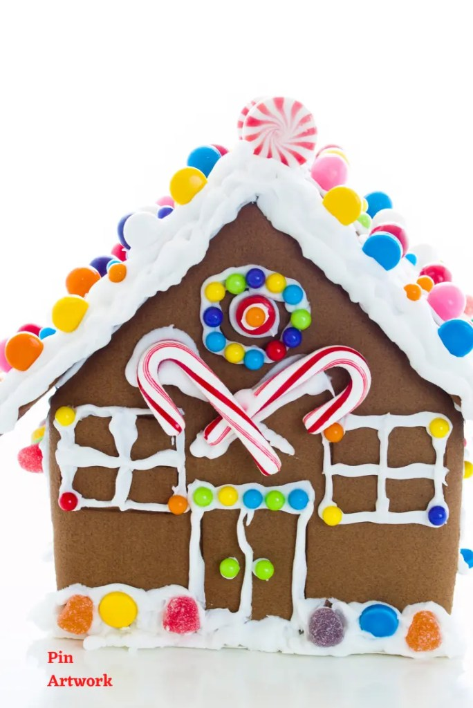 Gingerbread Houses 12 A blog for the love of Pinterest