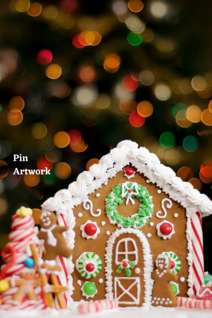 Gingerbread Houses 3 A blog for the love of Pinterest
