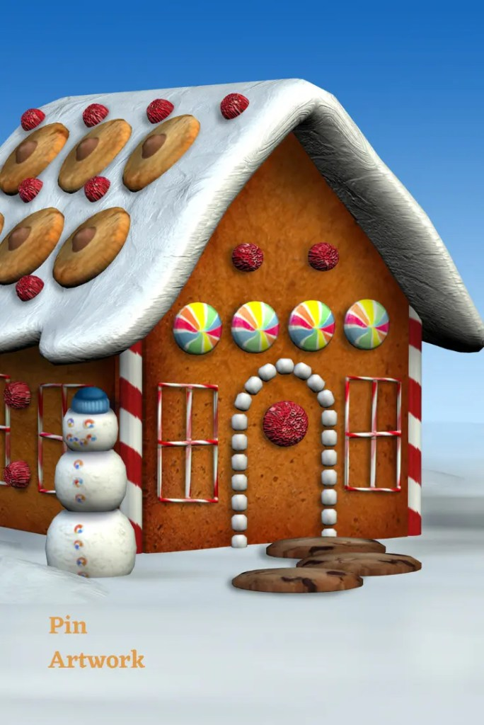 Gingerbread Houses 8 A blog for the love of Pinterest