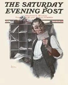 Postman reads news A blog for the love of Pinterest