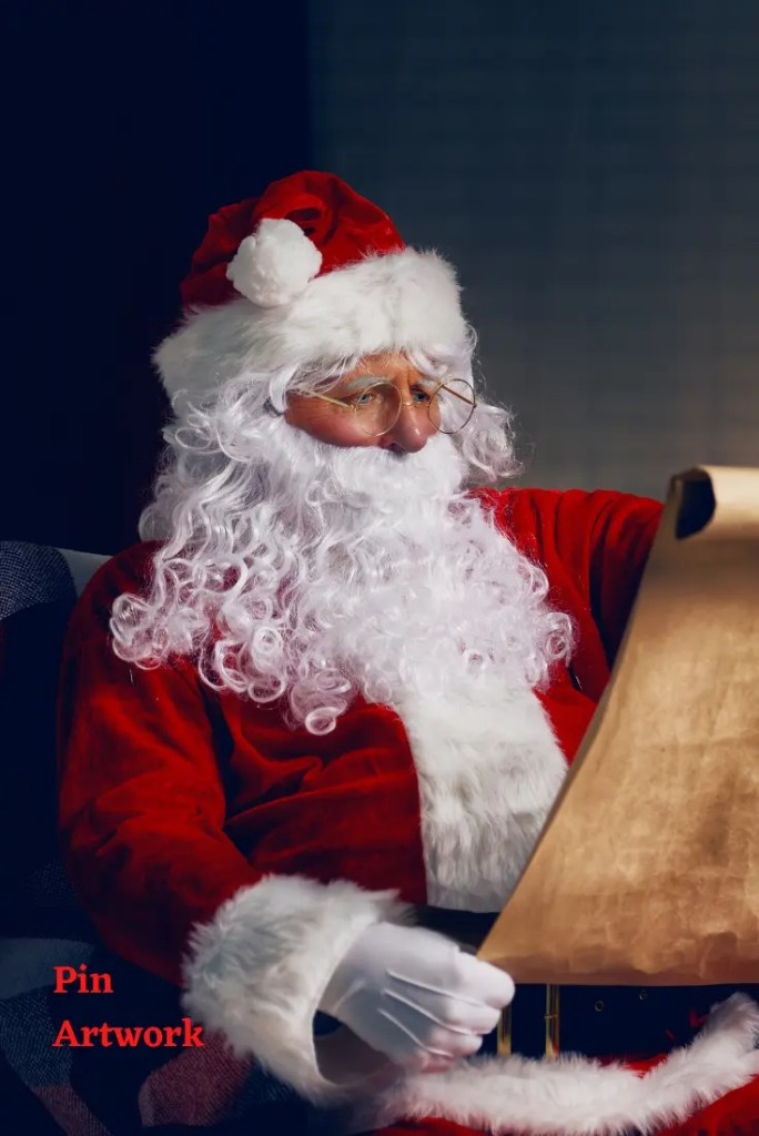 Santa Claus 5 A blog for the love of Pinterest
