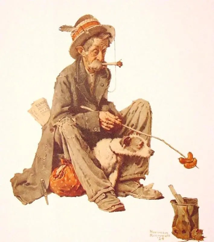 The Hobo and his dog A blog for the love of Pinterest