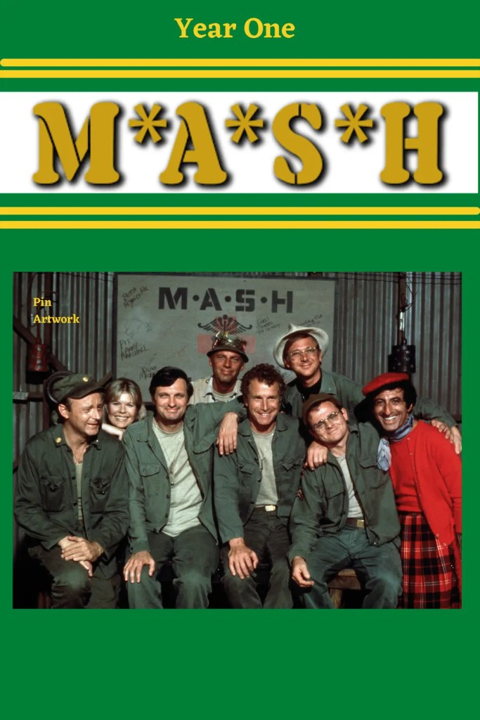 The Complete Blog of M*A*S*H
