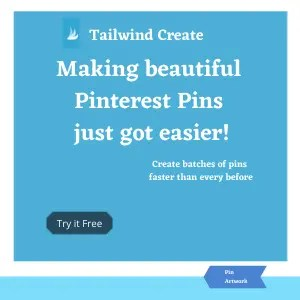 Tailwind Create 1 A blog for the love of Pinterest