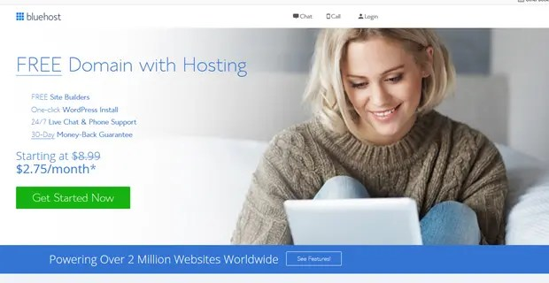 Bluehost Nameboy A blog for the love of Pinterest