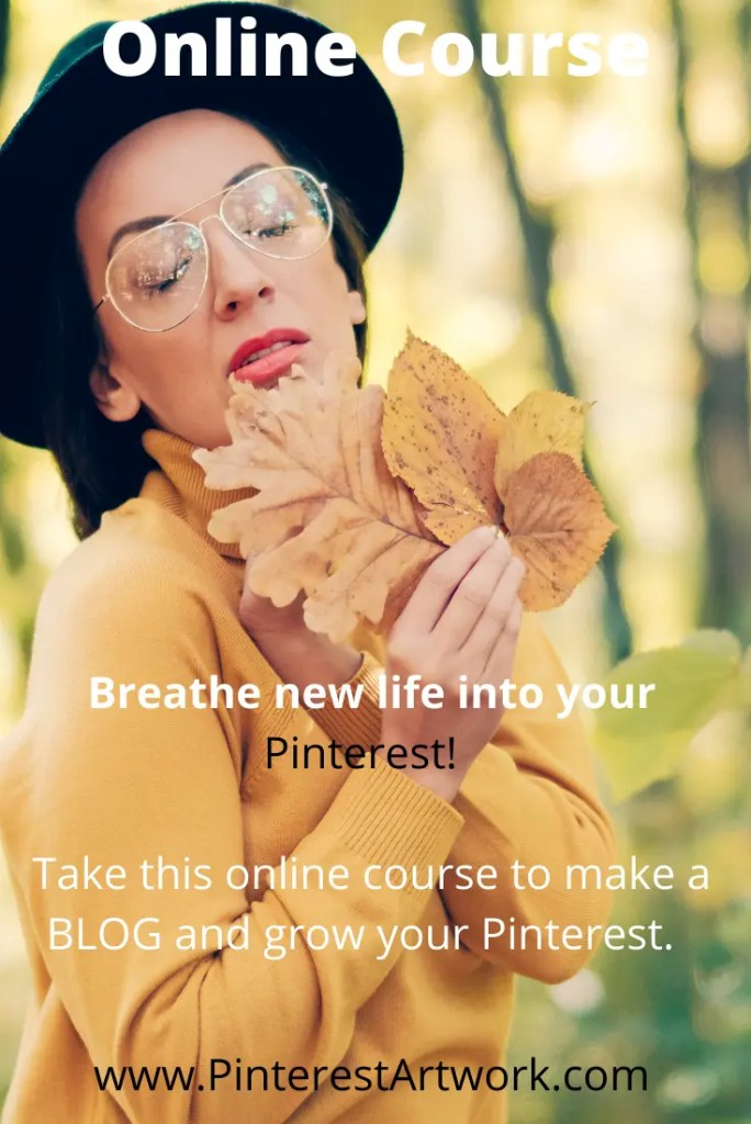 Online Course 12 A blog for the love of Pinterest