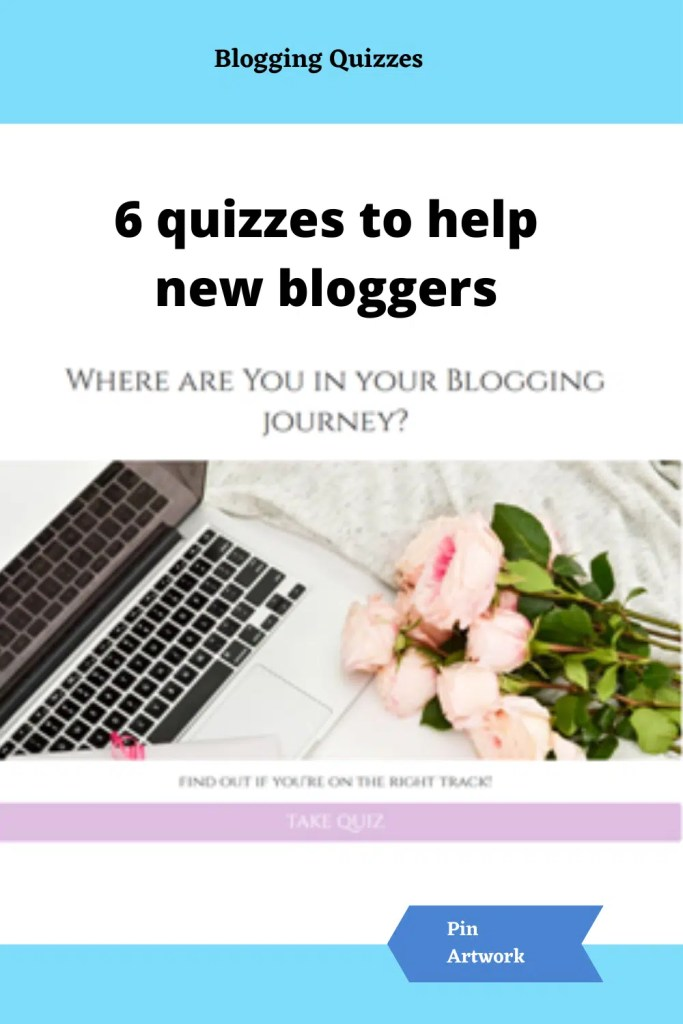 Quizzes for new bloggers 4 A blog for the love of Pinterest