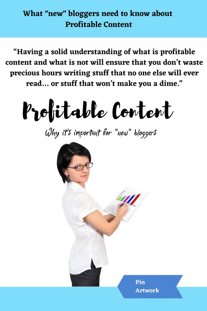 What new bloggers need to know about profitable content 5 1 A blog for the love of Pinterest