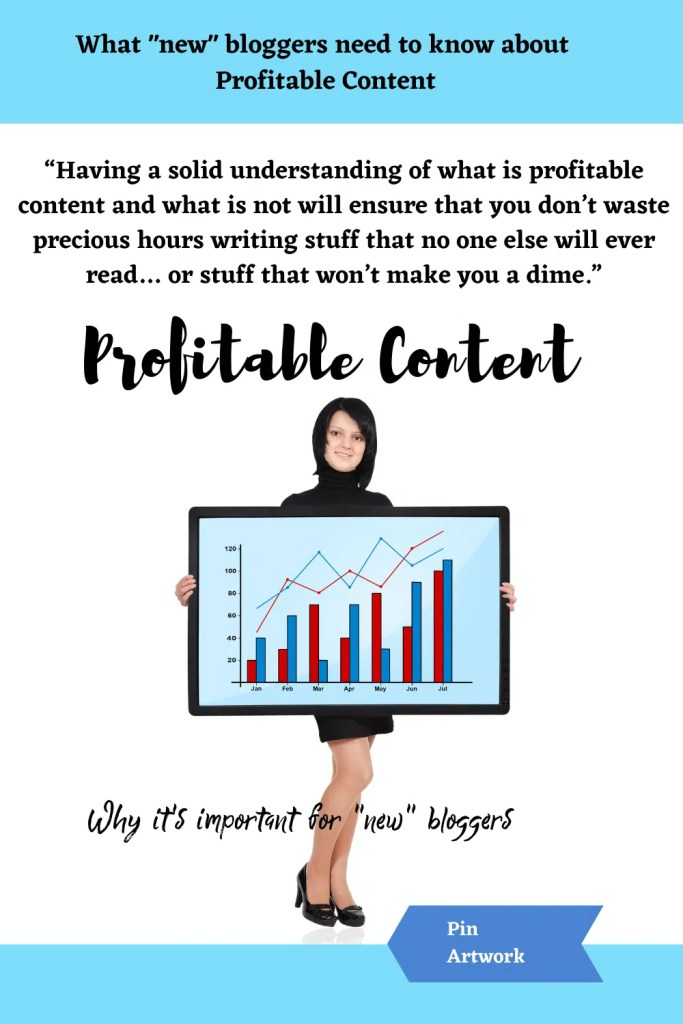 What new bloggers need to know about profitable content 8 1 A blog for the love of Pinterest