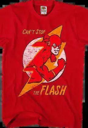 cant stop the flash dc comics t shirt.master A blog for the love of Pinterest