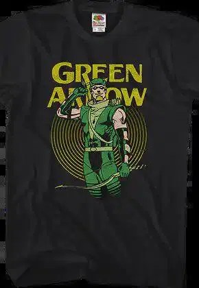hero pose green arrow t shirt.master A blog for the love of Pinterest