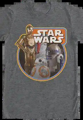 three droids star wars t shirt.master A blog for the love of Pinterest