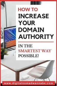 DA How to increase your in the smartest way possible A blog for the love of Pinterest