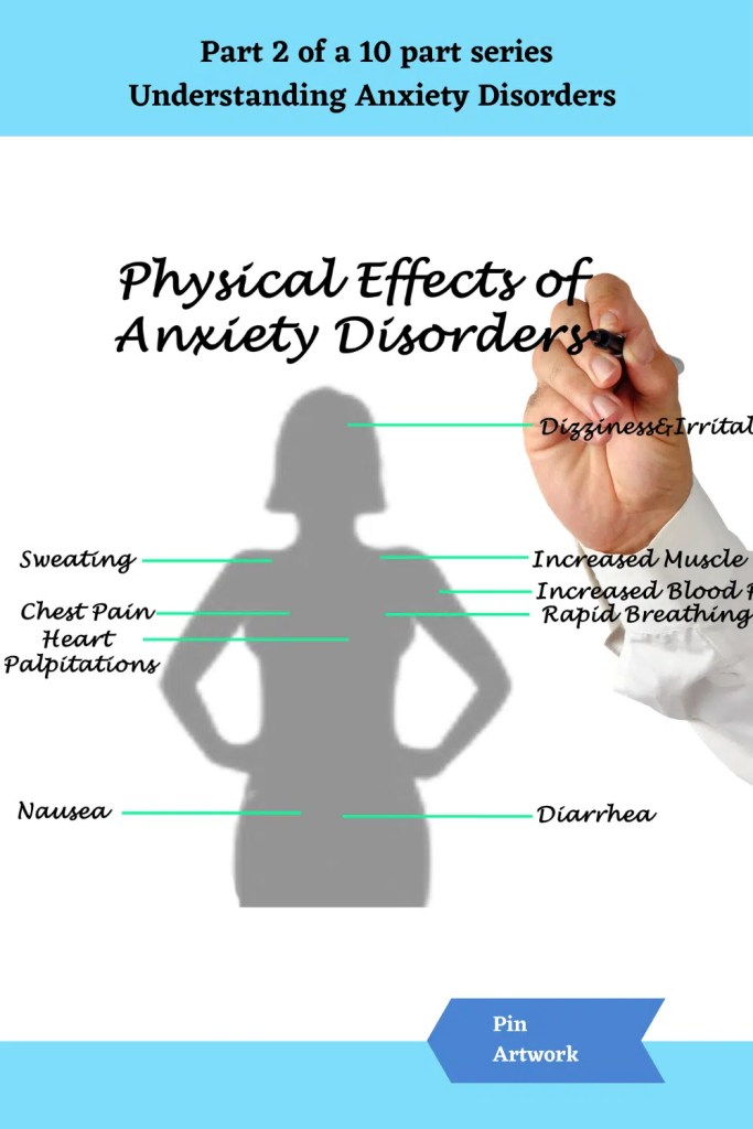 Part 2 Understanding Anxiety Disorders 1 A blog for the love of Pinterest