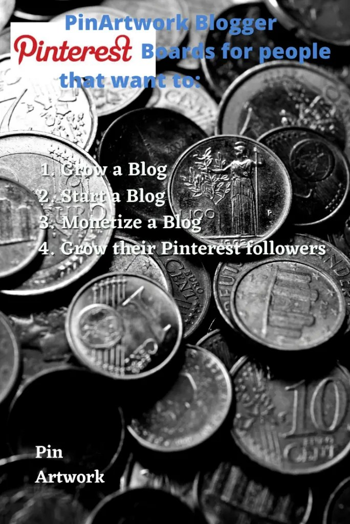 PinArtwork Monetize your Blog A blog for the love of Pinterest