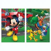 poster para pared de mickey mouse