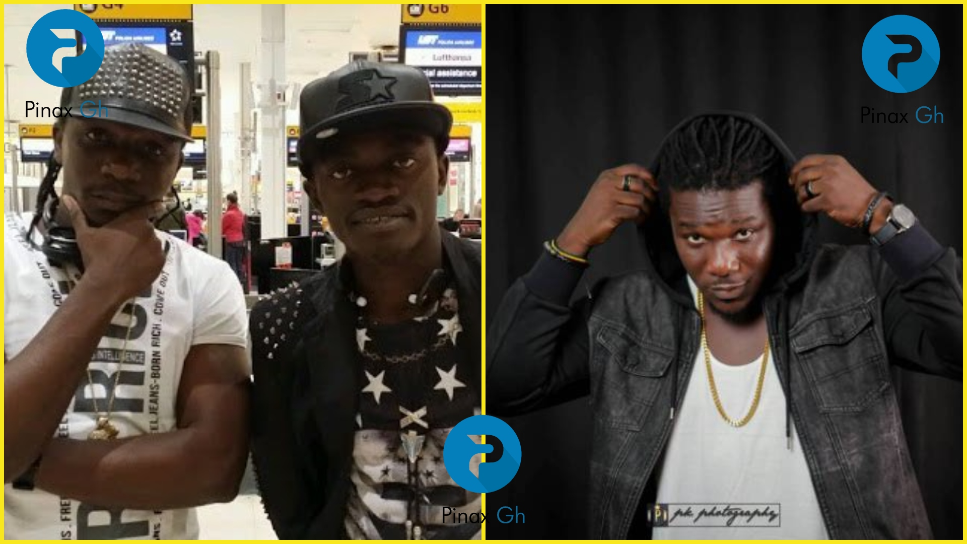 Lilwin's Former Manager, Zack In Danger As He Receives Tons Of