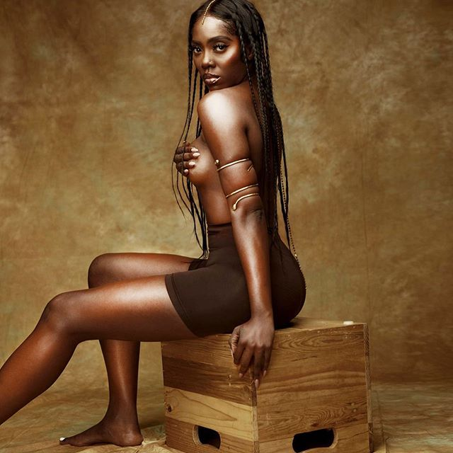 10 Hot Photos Of Tiwa Savage That Shows She Is Really A Bad Girl 13