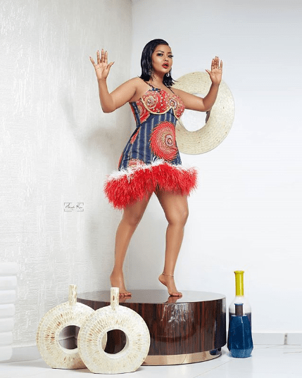 Nana Ama Macbrown Clocks 43 Years Today, Check Out Her Adorable Photos For Celebration 9