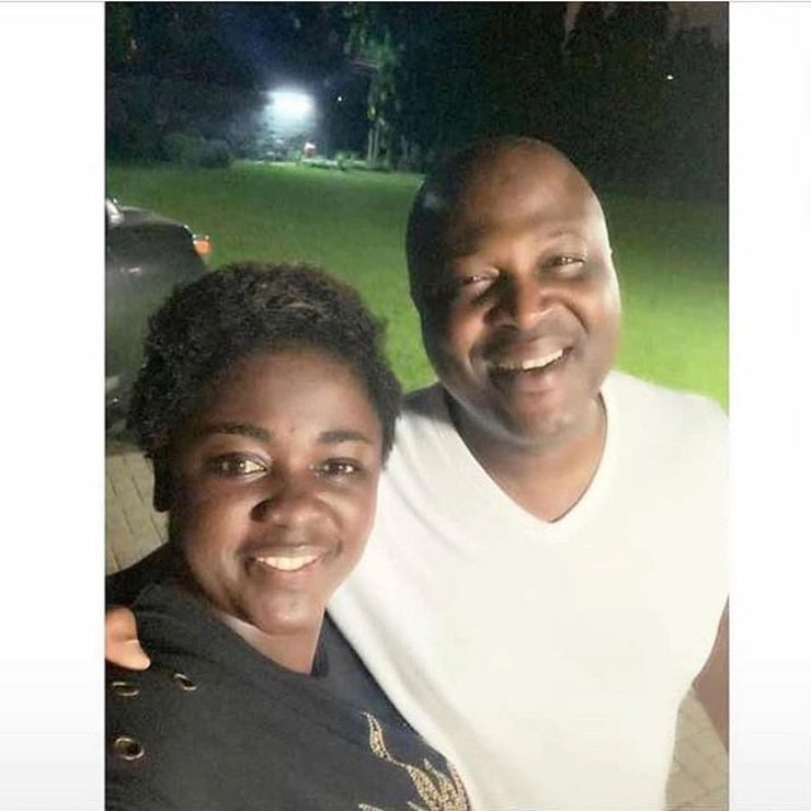 Photo of Tracey Boakye In A Selfie Mood With Ibrahim Mahama Causes Stir 4
