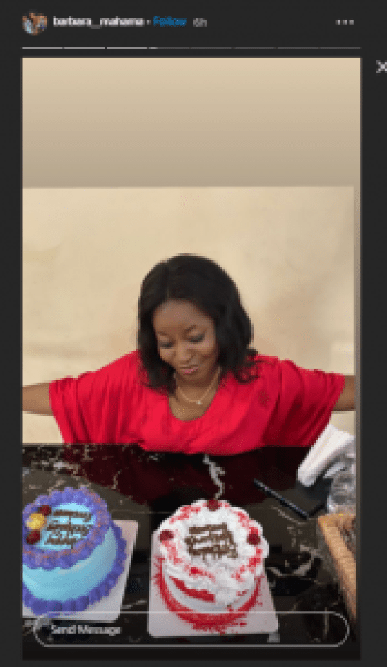Barbara Mahama, Ex Wife Of Major Mahama Celebrates Her Birthday With Jaw Breaking Photos. 6