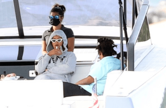 Money Is Sweet, See The Luxurious Multimillion dollar Superyatch Jay Z And Beyonce Were  Spotted Cruising In. 12