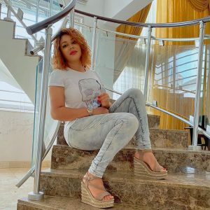 Photos: 10 Times Nadia Buari Proved To The World Childbirth Can't Take Away Her Beauty. 20