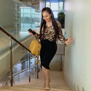 Photos: 10 Times Nadia Buari Proved To The World Childbirth Can't Take Away Her Beauty. 21