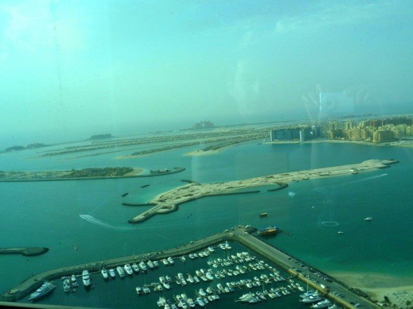 The Observatory, Dubai Marriott Harbour Hotel and Suites