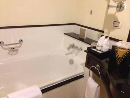 Bathroom at Sofitel Phokeethra Krabi Golf and Spa Resort
