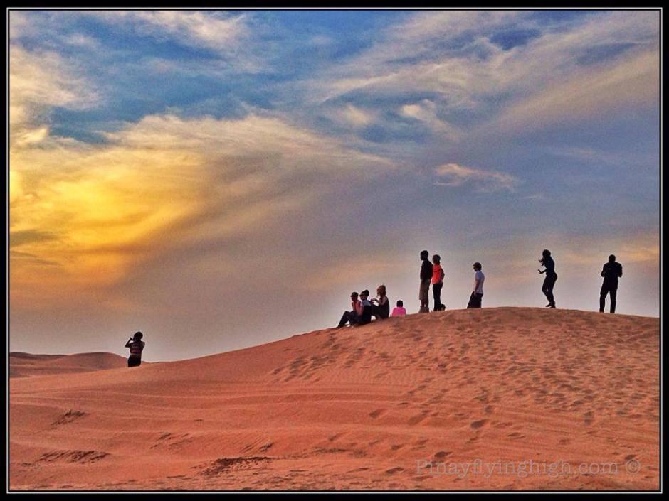 Sundowner Safari by Arabian Adventures, Dubai